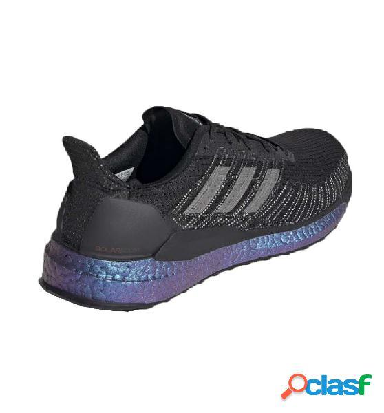 Zapatillas running hombre adidas solar boost 19 m roll 45 1/3 negro