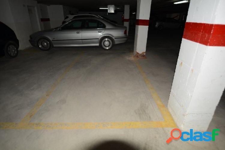 Plaza de garaje en Orihuela zona Comandante Manuel Gimeno, cerca del Registro de la Propiedad Nº. 1 3