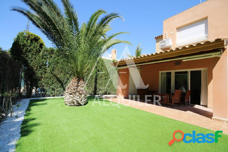 Chalet independiente en altorreal