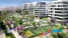 Piso en Teatinos con 2 plazas de garajes y 2 piscinas de agua salada 1