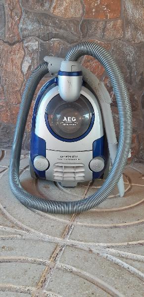 Aspiradora electrolux aeg