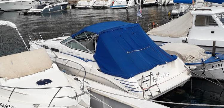 Barco motor sea-ray 250 5,7l gasolina 8cil 270cv