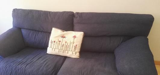 Conjunto dos sofás 3 y 2 plazas por 199 €