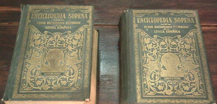 Enciclopedia antigua sopena