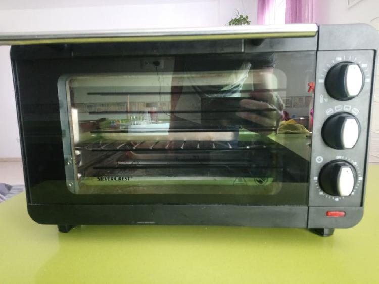 Mini horno eléctrico 1200w