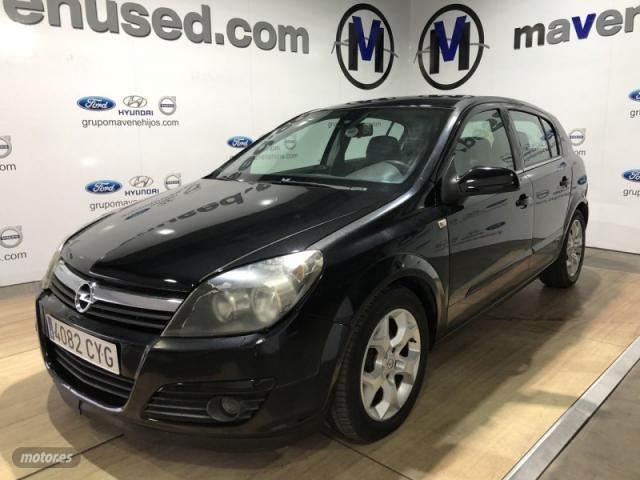 Opel astra 1.8 elegance auto de 2004 con 205.099 km por