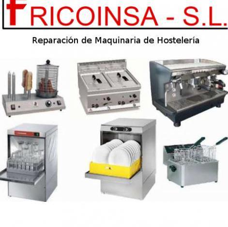 Reparación máquinas de hielo