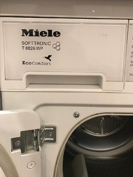 Secadora miele condensación