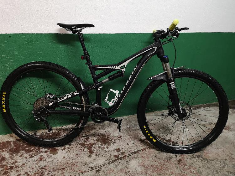 Specialized camber fsr 2016