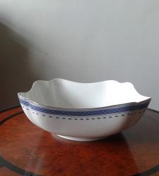 Vajilla de porcelana de vista alegre