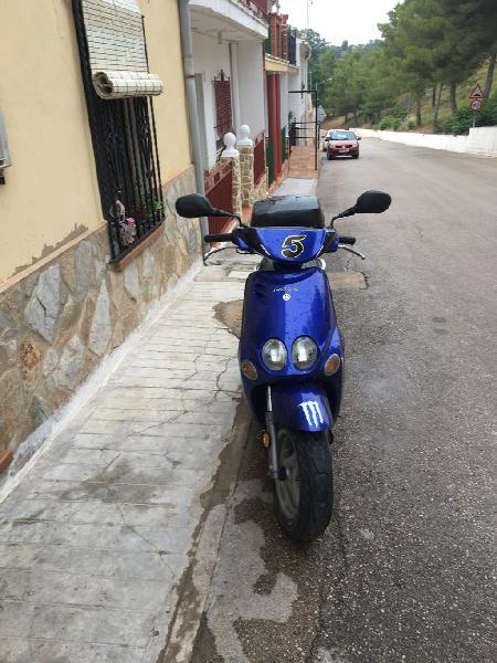 Yamaha neos itv al día solo falta puesta a punto