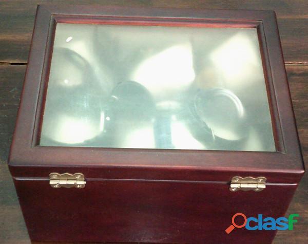 Caja de madera para relojes 1