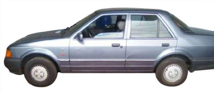 Despiece ford orion 1. 6 g 1989