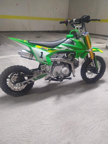 Pit bike 110cc 4t automática
