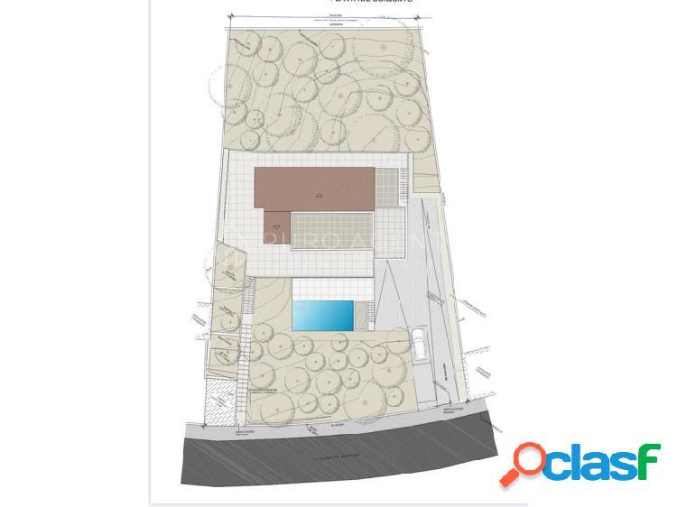 Chalet de nueva construcción en venta en santa ponsa, calvia, inmobiliaria mallorca puro agents.