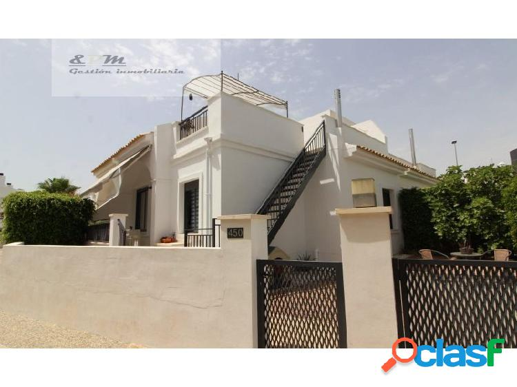 Coqueto y acogedor bungalow adosado en Villamartin. Orientación sureste. 1