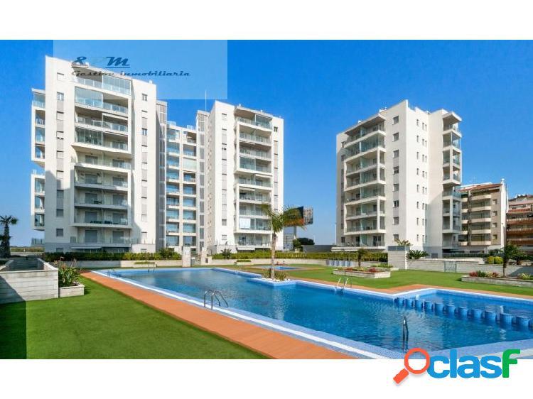 Apartamento en planta baja de diseño a 200 metros del mar