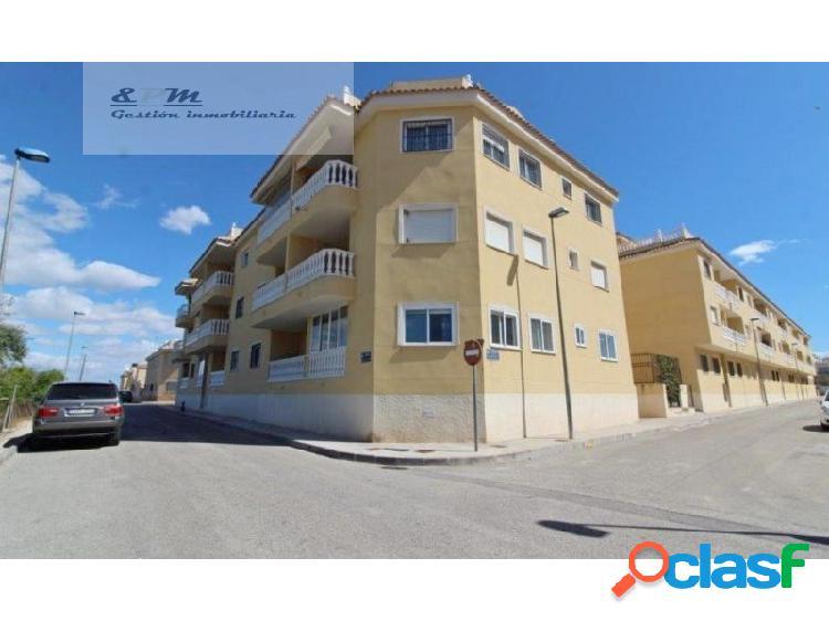 Apartamento planta baja 3 dormitorios en formentera del segura