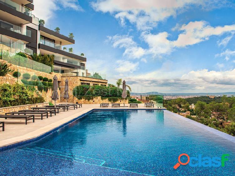 Apartamento nuevo de lujo con vistas excepcionales