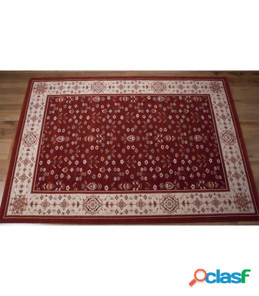 Byzan 540. alfombra clásica de pura lana virgen.
