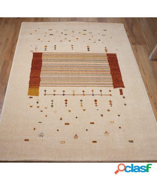 Coimbra 163. alfombra de pura lana virgen.