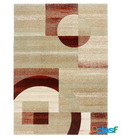 Persia 853. alfombra moderna de pura lana virgen.