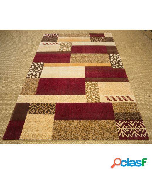 Persia 871. alfombra moderna de pura lana virgen.