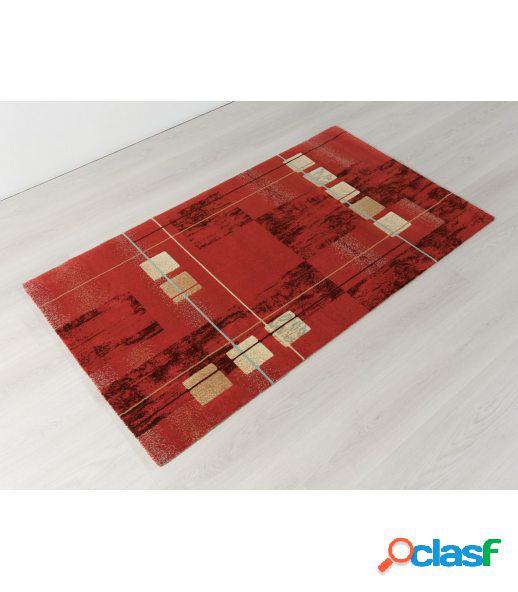 Persia 854. alfombra moderna de pura lana virgen.