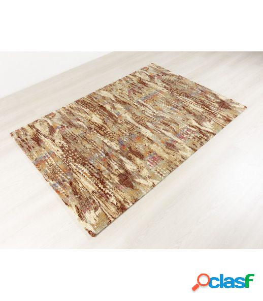 Persia 882. alfombra de pura lana virgen.