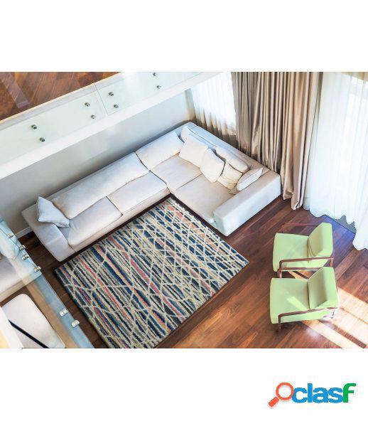 Catay 8595. alfombra de pelo semi largo.