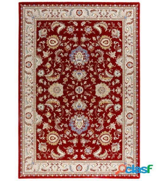 Persia 884. alfombra clásica de pura lana virgen.