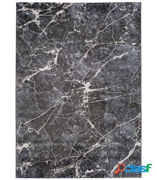 Vanila 88. alfombra efecto mármol.