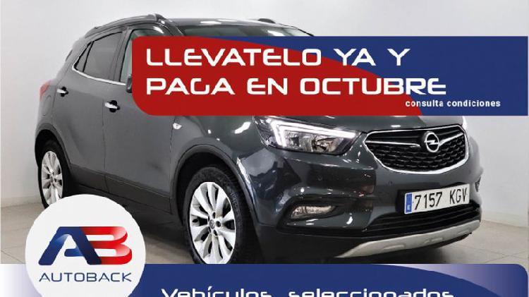 Opel mokka x 1.4t excellence 4x4 aut.