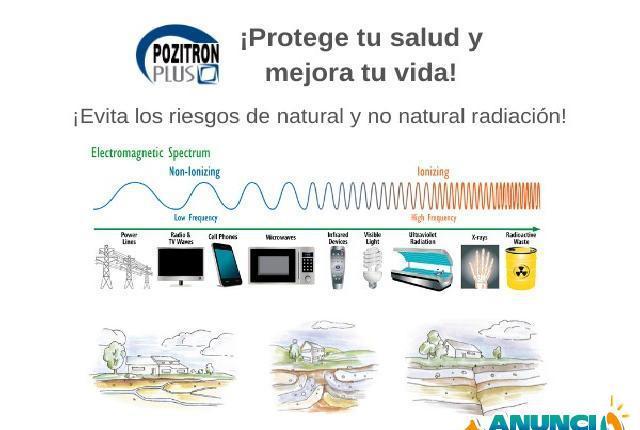 Protege tu salud de la radiación! - madrid