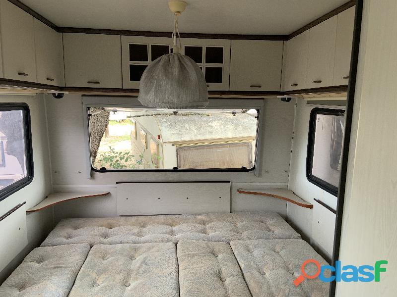 Caravana Hobby 530 Classic