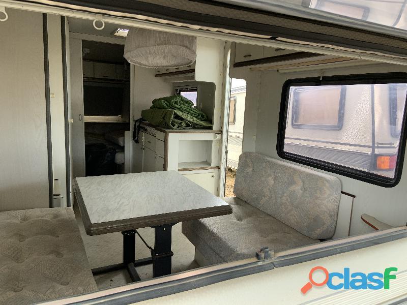 Caravana Hobby 530 Classic 2