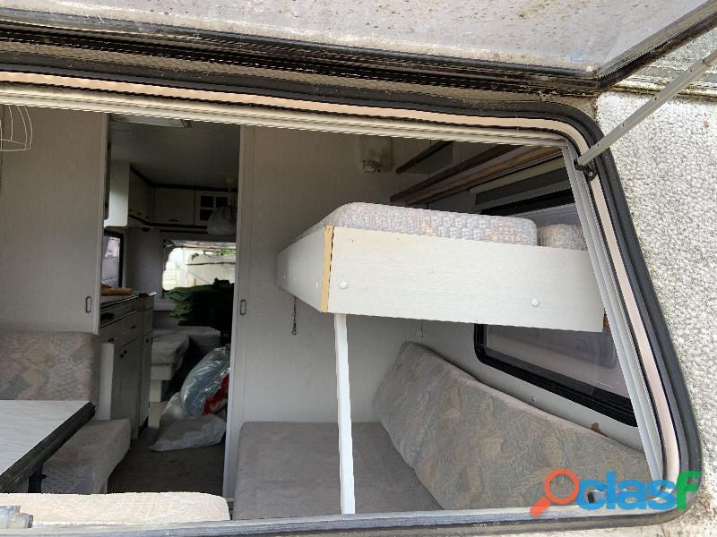 Caravana Hobby 530 Classic 9