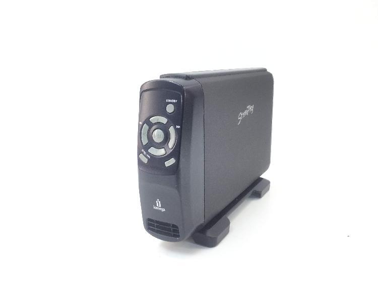 Disco duro multimedia iomega screen play