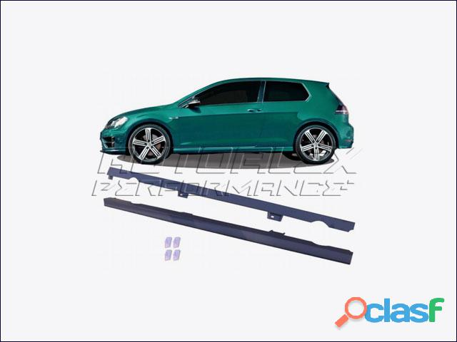 Faldones Laterales R20 VW Golf VII
