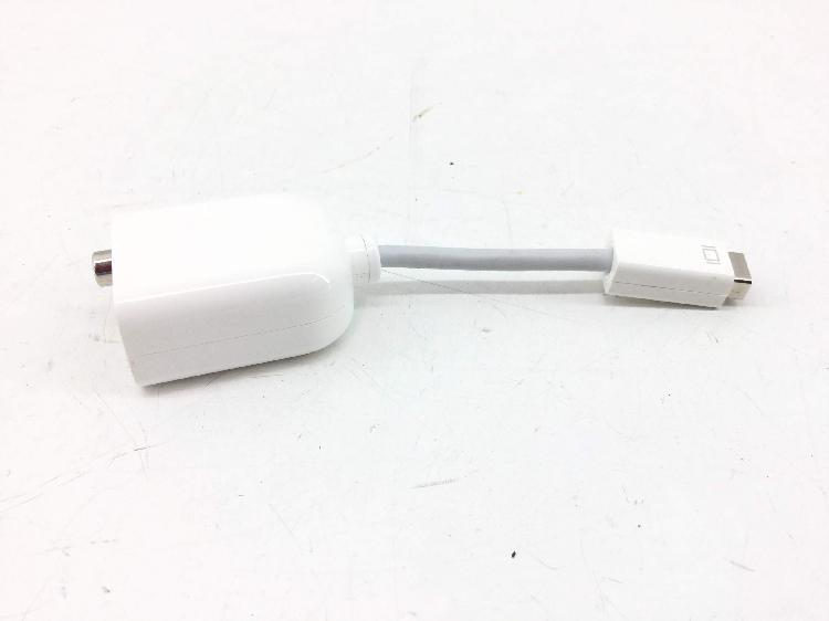 Otros accesorios pc apple mini dvi a rca y s-video