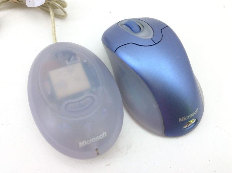 Raton microsoft wireless optical mouse