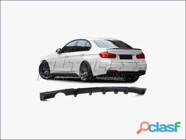 Trasero Difusor M Performance BMW F30 + F31