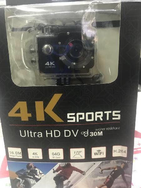 4k wi-fi action cámara