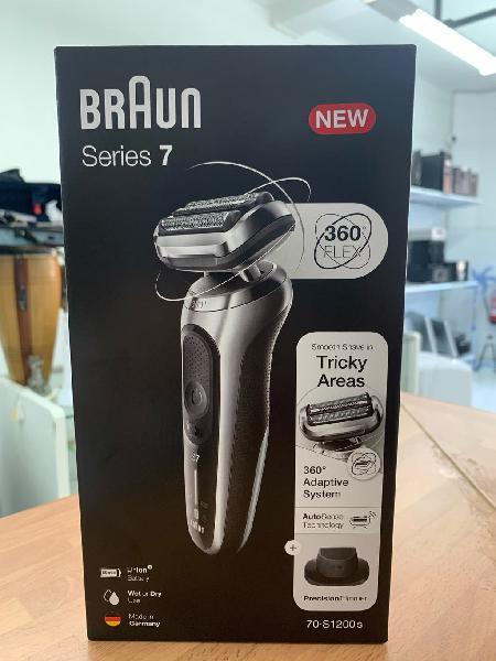 Afeitadora braun series 7 70 s1200s
