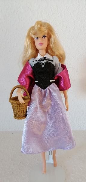 "Aurora cantarina ""disney store"""