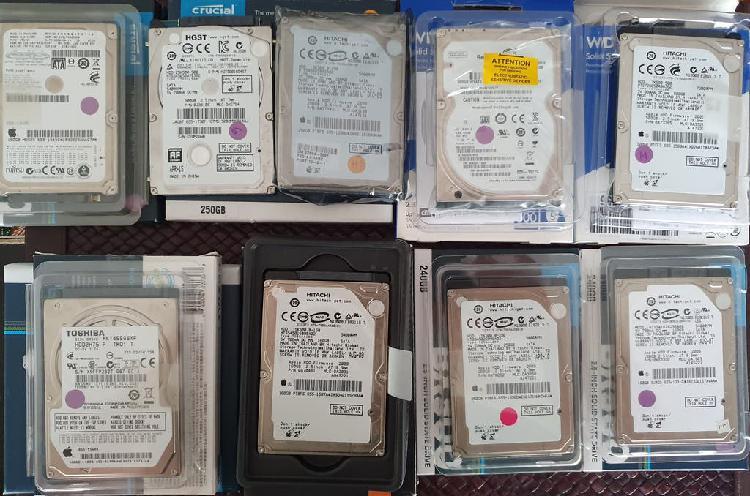 Disco duro sata 2,5 pulgadas macbook / macbook pro