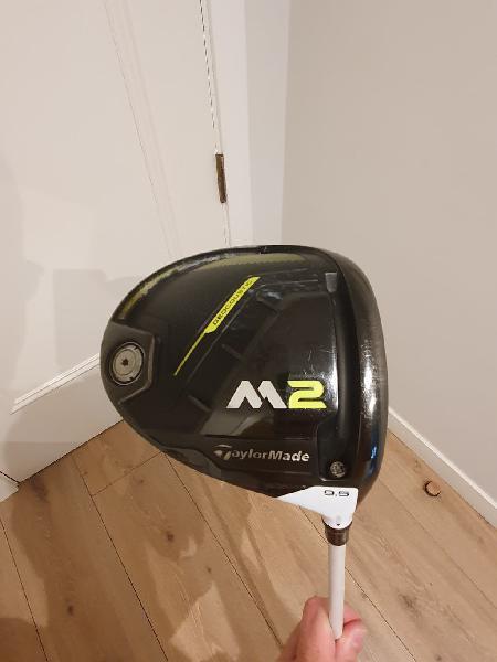 Driver golf taylor made m2 9.5 varilla regular