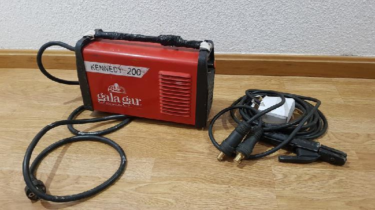 Equipo de equipo de soldadura galagar kennedy 200