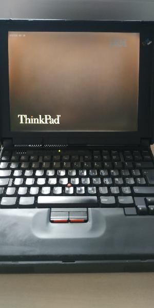 Ibm thinkpad 380xd - único en españa