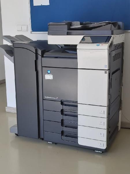 Impresora konica minolta bizhub c364e